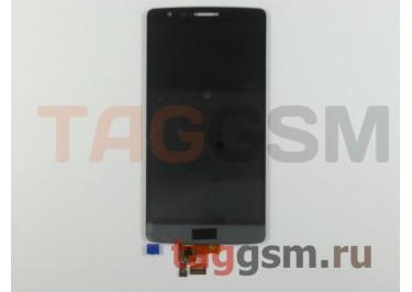 Дисплей для LG D724 / D725 G3s + тачскрин (черный)