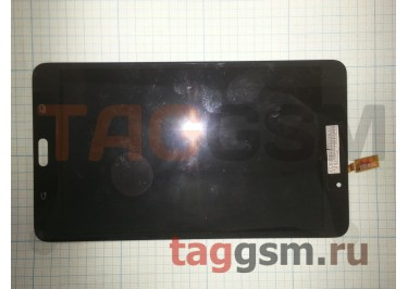 Дисплей для Samsung SM-T230 + тачскрин (черный) (без отверстия под динамик)