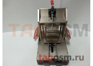 Станок для разборки сенсорных модулей AIDA A-518 (расклеивание модулей + снятие / установка рамок iPhone 4S / 5S / 6 / 6S / 6S Plus + снятие поляризационных пленок)