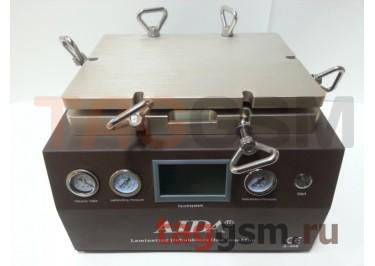 Станок для склейки дисплейного модуля AIDA A-408 (автоклав, компрессор, вакуумная камера + пресс, вакуумный насос)
