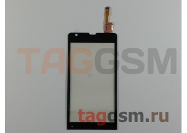 Тачскрин для Sony Xperia SP (C5303 / M35h) (черный), ориг
