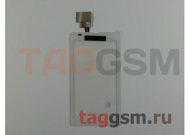Тачскрин для Sony Xperia L (C2105) (белый), ориг