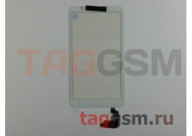 "Тачскрин для Sony Xperia E4 (5"") (E2104 E2105) (белый) ориг"