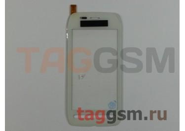Тачскрин для Nokia 603 (белый)
