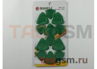 Набор медиаторов Baku BK-212  для вскрытия телефонов (набор 12 в 1)