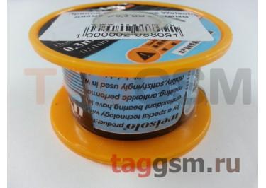 Припой в проволоке Welsolo диаметр 0,3 мм 40 грамм