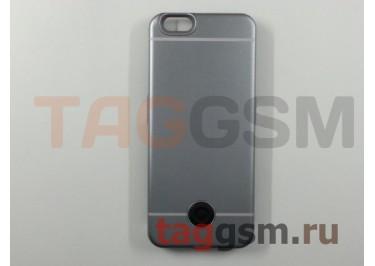 Дополнительный аккумулятор для iPhone 6 / 6S 3800 mAh (серый)
