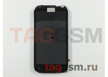 Дисплей для HTC Sensation + тачскрин + рамка, ориг