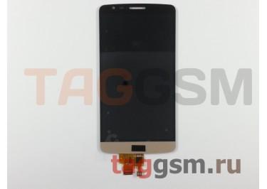 Дисплей для LG D690 G3 Stylus + тачскрин (золото)