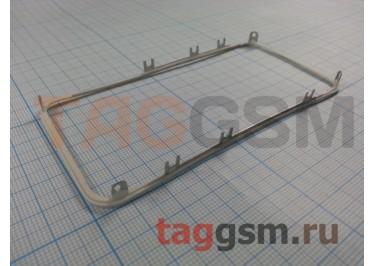 Рамка дисплея для iPhone 4 (белый) + клей