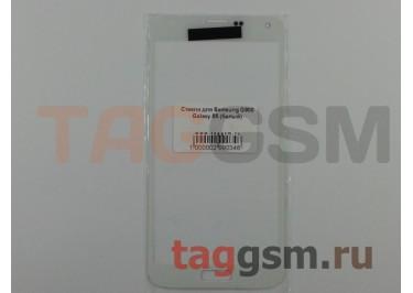 Стекло для Samsung G900 Galaxy S5 (белый)