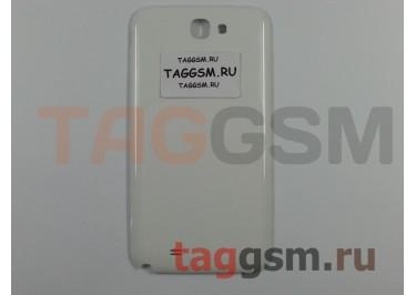Задняя крышка для Samsung N7100 (белый)