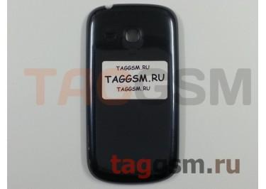Задняя крышка для Samsung i8190 (синий)