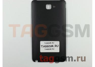 Задняя крышка для Samsung N7000 (черный)