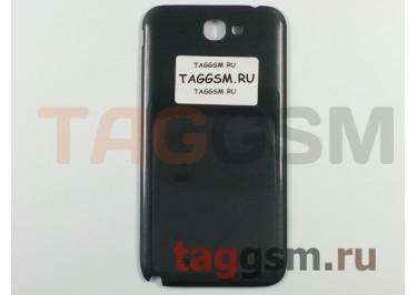 Задняя крышка для Samsung N7100 (серый)