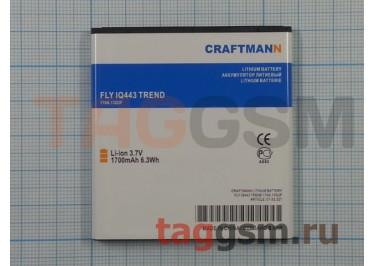 АКБ CRAFTMANN для Fly IQ443 TREND 1700mAh Li-ion