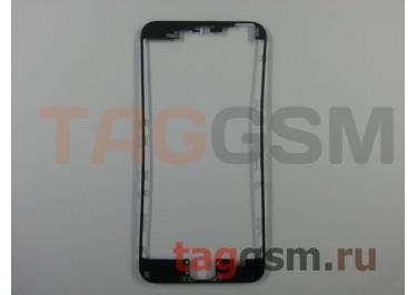 Рамка дисплея для iPhone 6 Plus (черный) (без клея) ориг