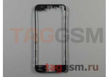 Рамка дисплея для iPhone 5 (черный) (без клея) ориг