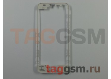 Рамка дисплея для iPhone 5 (белый) (без клея) ориг