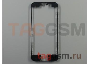 Рамка дисплея для iPhone 5C (черный) (без клея) ориг