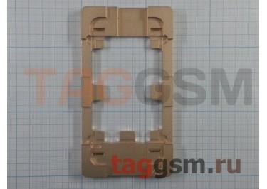 Форма для склеивания дисплея и стекла iPhone 4 / 4s (алюминий)
