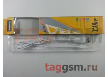 USB для iPhone 6 / iPhone 5 / iPad4 / iPad Mini / iPod Nano (в коробке) в ассортименте, REMAX ТКАНЬ