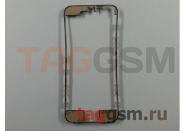 Рамка дисплея для iPhone 5 (черный) + скотч