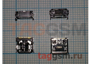 Разъем зарядки для Samsung i5510 / i9103 / i9070 / S5610 / S5330 / S5570 / C3222 / C3322 / C3560 / C3752 / E2222 / E2530 / S3850, ориг