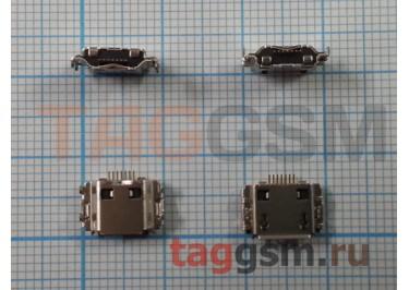 Разъем зарядки для Samsung i5700 / S7350 / S7550 / S8000 / S8300 / N7000 / G810 / i8510 7pin, ориг