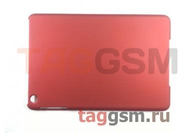 Задняя накладка Moshi iPad mini пластик красный