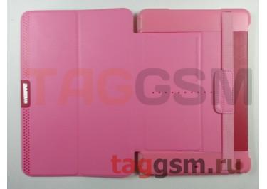 Сумка футляр-книга Baseus для iPad mini 2 Retina (Nappa case розовая)