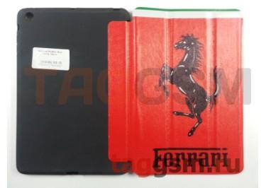 Чехол на iPadMini Флаг Ferrari GQ-24