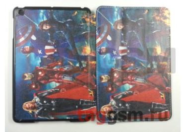 Чехол футляр-книга Belk для iPad mini с рисунком (в ассортименте)