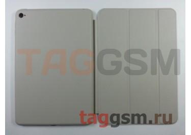 Сумка футляр-книга Smart Case для iPad mini 4 (бежевая)