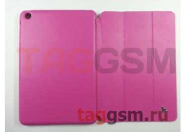 Сумка футляр-книга Koweida Premium для iPad mini (розовая)