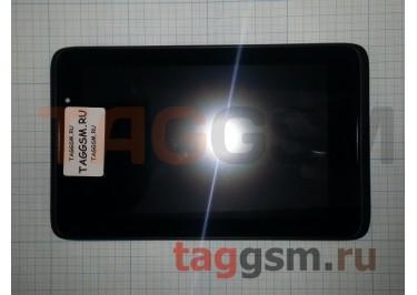 Дисплей для Lenovo A3500 Idea Tab + тачскрин в рамке