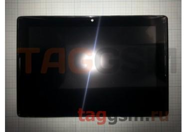Дисплей для Lenovo IdeaTab A7600 + тачскрин в рамке