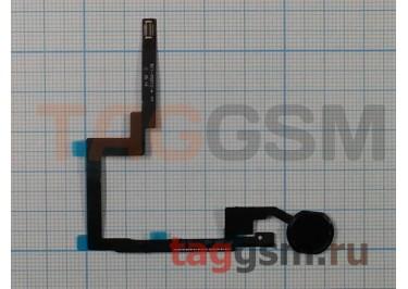 Шлейф для iPad Mini 3 + кнопка Home (черный)