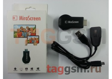 Смарт адаптер для TV MiraScreen (Wi-Fi, HDMI)
