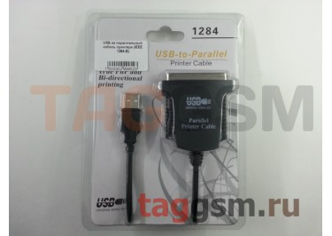 USB to Parallel кабель принтера (IEEE 1284-B)