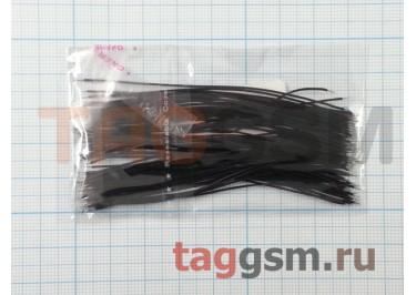 Провода для пайки 8см - 100шт, черные
