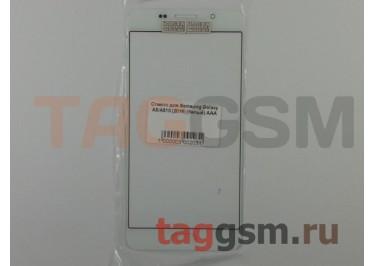 Стекло для Samsung Galaxy A5 / А510 (2016) (белый), ААА