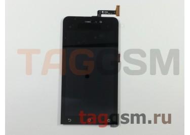 Дисплей для Asus Zenfone 4 (A450CG) 4,5'' + тачскрин (черный)