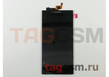 Дисплей для Lenovo P70 + тачскрин (черный)
