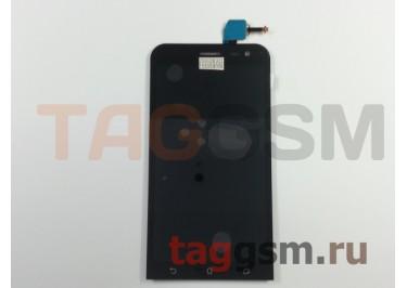 Дисплей для Asus Zenfone 2 Laser (ZE500KL / ZE500KG) + тачскрин (черный)
