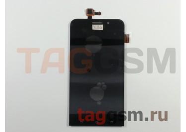 Дисплей для Asus Zenfone Max (ZC550KL) + тачскрин (черный)