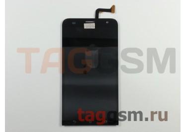 Дисплей для Asus Zenfone 2 Laser (ZE550KL) + тачскрин (черный)
