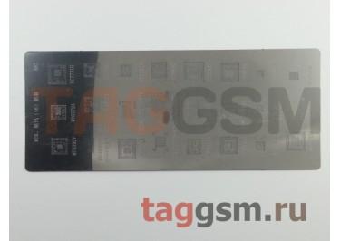 Трафарет BGA универсальный MTK (A97)
