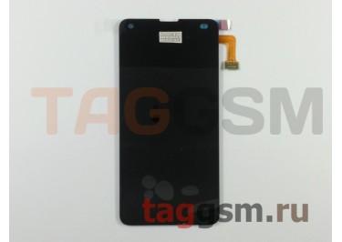 Дисплей для Microsoft 550 Lumia + тачскрин (черный)