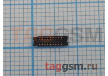 Коннектор дисплея Asus Zenfone 2 (ZE550ML / ZE551ML)